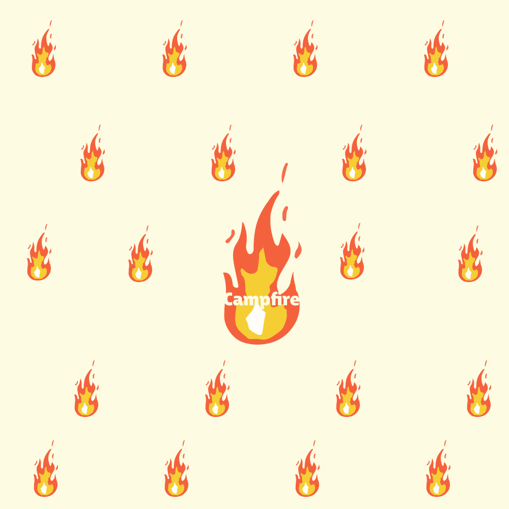 how hot is a campfire cover image