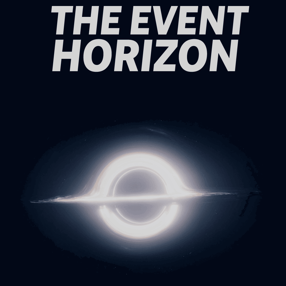 What is event horizon cover image