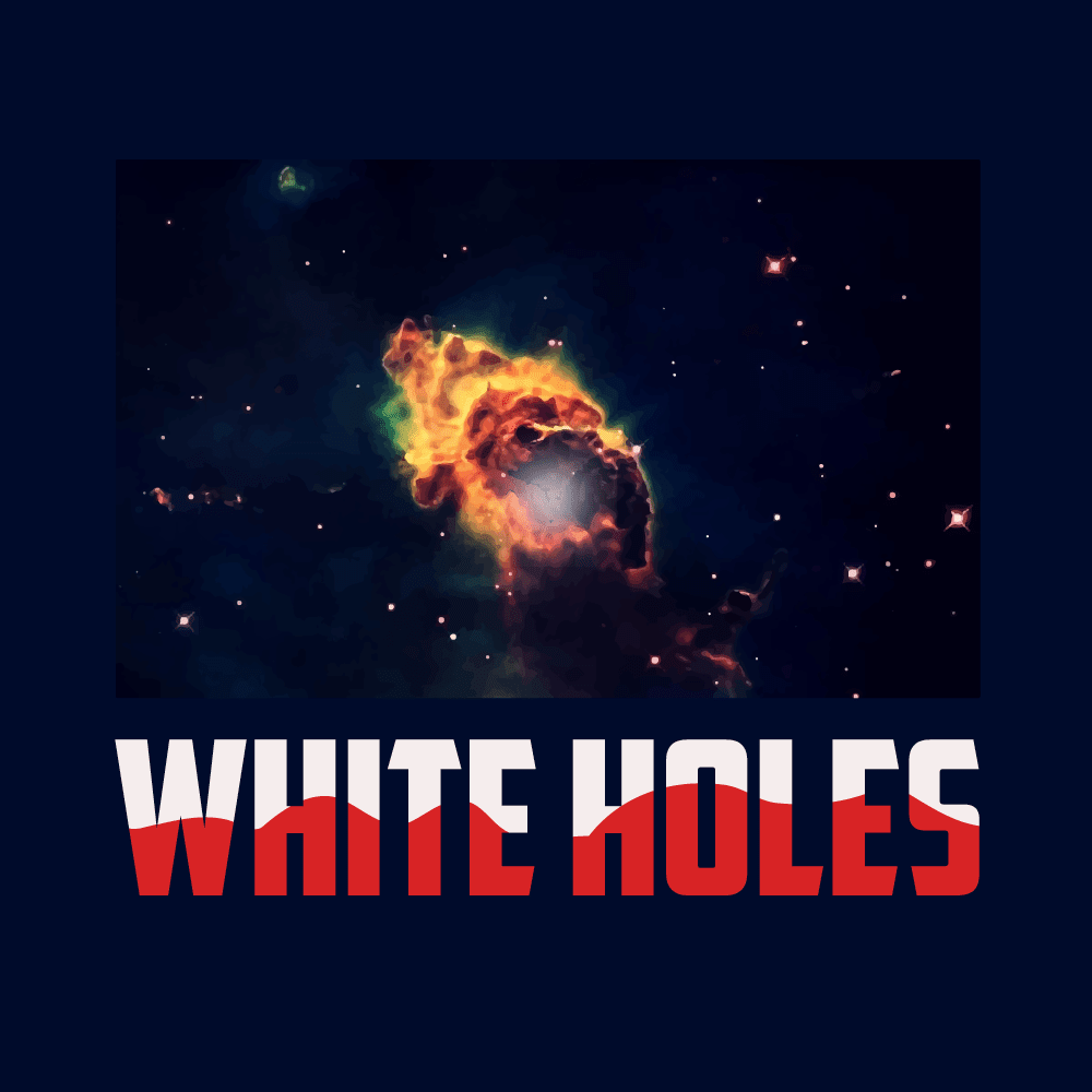 Cover image for What is a white hole